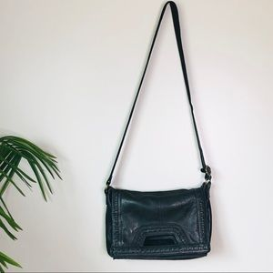 Lucky Brand Buttersoft Leather Crossbody Bag